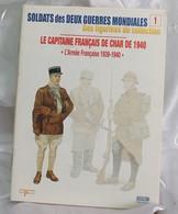 Soldats Des Deux Guerres Mondiale Des Figurines De Collection - Bücher, Zeitschriften, Kataloge