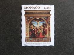Monaco:  TB N°2838 , Neuf XX . - Neufs