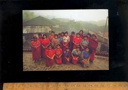 CHAJUL Guatemala Mundo Maya :  Girls Women In Typical Dress - Guatemala
