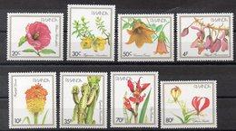 RWANDA  Timbres Neufs ** De 1982   ( Ref 6385 ) Fleurs - 1980-89: Neufs