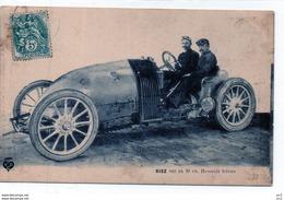 CIRCUIT D'AUVERGNE - Gordon-Bennet 1905- (Sisz Sur Renault Frères) - Sport Automobile