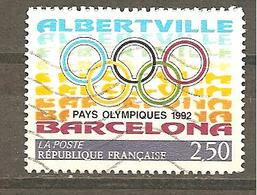 FRANCE 1991 Y T N ° 2760 Oblitéré - France