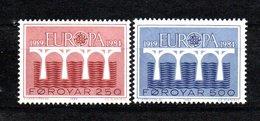 Feroe Foroyar Europa CEPT 1984 MNH - Europa-CEPT