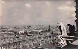 Carte Postale PARIS (75) Cathédrale Notre-Dame 1163-1260 Flèche Tombée Le 15-04-2019-GARGOUILLE -Eglise-Religion - Churches