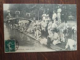 Carte Postale Ancienne Granville 1911 - Granville
