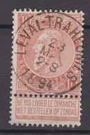 N° 57 LEVAL TRAHEGNIES COBA +8.00 - 1893-1900 Thin Beard