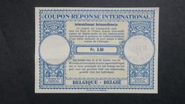 Belgique  Coupon Réponse  Belgium International Reply Coupon Internationaal Antwoordbewijs Gent 1943 - Entiers Postaux