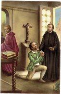 S6517 S. GIOVANNI DI DIO E IL BEATO GIOVANNI D' AVILA SUO DIRETTORE SPIRITUALE - Santi
