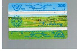 AUSTRIA - TELEKOM AUSTRIA L&G - 1995 SPRING                      -     USED - RIF. 10273 - Seasons
