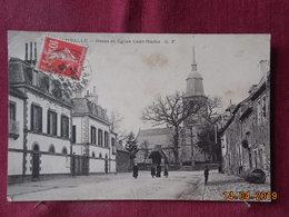 CPA - Lamballe - Haras Et Eglise Saint-Martin - Lamballe