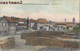BRIENNON PRES ROANNE LE PORT 42 - France