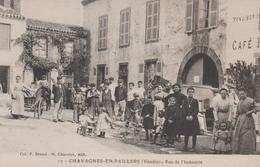 85 CHAVAGNES-EN-PAILLERS RUE DE L'INDUSTRIE - Andere Gemeenten