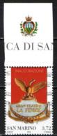 SAN MARINO - 2003 - RIAPERTURA DEL TEATRO LA FENICE DI VENEZIA - MNH - Nuovi