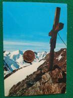 CLUB ALPINO ITALIANO Rifugio Vioz Con Timbro - Mountaineering, Alpinism