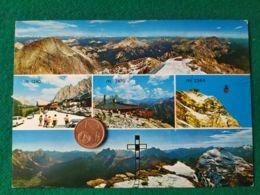 CLUB ALPINO ITALIANO Rifugio Cima Tofana Con Timbro - Mountaineering, Alpinism