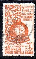 APR528 - ARABIA SAUDITA   REGNO 1955 , 4 G.  Yvert N. 148 Usato (2380A). - Arabia Saudita