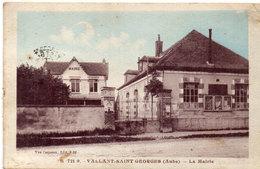 VALLANT SAINT GEORGES - La Mairie T   (112983) - France