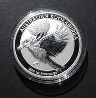 Australia, Kookaburra 1 Oz 2018 Silver 9999 Pure - 1 Oncia Argento Puro Bullion Perth Min - Mint Sets & Proof Sets