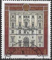 AUSTRIA 1982 275th Anniv Of Dorotheum Auction, Pawn And Banking Society - 4s Dorotheum Building FU - 1945-.... 2ème République