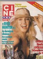 Ciné Télé Revue 9037 Heather Locklear Kirt Cameron Fred Dryer Roch Voisine Mel Gibson Bohringer Irene Dunne Collins - People
