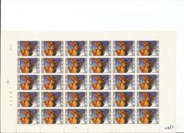 OCB 1784 Postfris Zonder Scharnier ** Volledig Vel ( Plaat 2 ) Lager Dan Postprijs - Feuilles Complètes