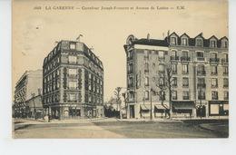 LA GARENNE COLOMBES - Carrefour Joseph Froment Et Avenue De Lutèce - Colombes