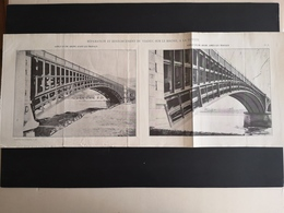 ANNALES DES PONTS Et CHAUSSEES - Réparation Et Renforcement Du Viaduc Sur Le Rhone A La Voulte - (CLF80) - Obras Públicas