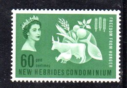 APR534 - NUOVE EBRIDI HEBRIDES 1963 , Yvert N. 198  ***  (2380A).  FAME - Leggenda Inglese