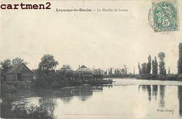 LAYS-SUR-LE-DOUBS LE MOULIN DE BATEAU 71 - Zonder Classificatie