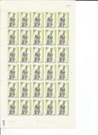 OCB 1777 Postfris Zonder Scharnier ** Volledig Vel ( Plaat 2 ) Lager Dan De Postprijs - Feuilles Complètes