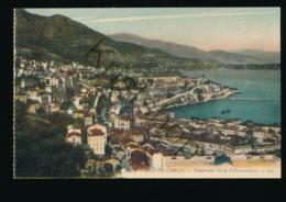 Monte Carlo - Panorama Vu De L'Observatoire [AA40-6.245 - Non Classés
