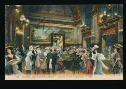 Monte Carlo - Casino - Salie De Trente Et Quarante [AA40-6.249 - Non Classés