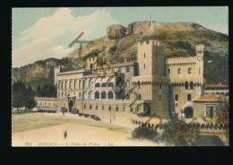 Monaco - Le Palais Du Prince [AA40-6.259 - Non Classés