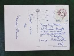 (31669) STORIA POSTALE ITALIA 1979 - 1946-.. République
