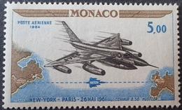 FD/3075 - 1964 - MONACO - POSTE AERIENNE - N°82 NEUF** - Poste Aérienne