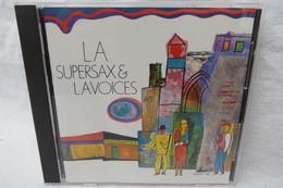 """CD """"L.A./Supersax  & L.A. Voices"""" - Instrumental"""
