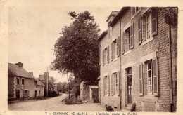 Guenroc.:L'Arrivée, Route De Guitté. - Autres Communes