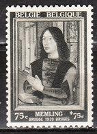 512**  Hans Memling - MNH** - LOOK!!!! - Belgique