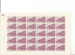 OCB 1769 Postfris Zonder Scharnier ** Volledig Vel ( Plaat 4 ) Lager Dan De Postprijs - Feuilles Complètes