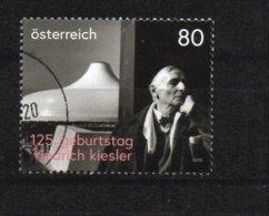 2015 - 3230 - ° - 125. Geburtstag Von Friedrich Kiesler. - 1945-.... 2ème République