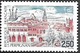 France - 1991 Yt 2698 Congres Philatelique De Perpignan - France
