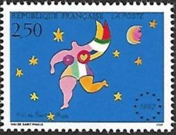 France - 1992 Yt 2776 Marche Unique Europeen - France