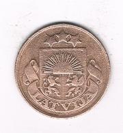 5 SANTIMI 1922 LETLAND /3463/ - Lettonie