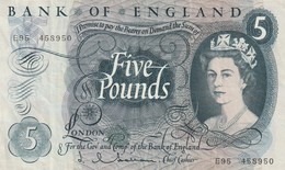 5 Pound 1963 - 5 Pounds