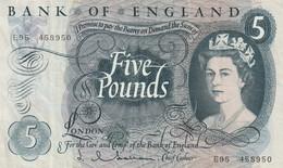 5 Pound 1963 - 1952-… : Elizabeth II