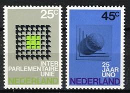 Nederland Pay Bas Olanda Netherlands 1970, IPU UNO *, MH - Periode 1949-1980 (Juliana)