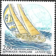 France - 1993 Yt 2831 Postiers Autour Du Monde - France