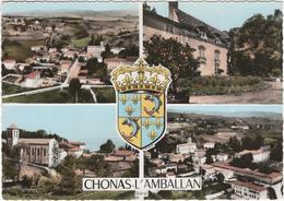 Chonas-l\'Amballan - Sin Clasificación