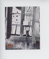 """Ticket : Henry Lhottelier """"Le Carnaval Au Courgain"""" (Calais Photographie 1930) Peintre - Toegangskaarten"""
