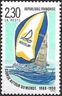 France - 1993 Postiers Autour Du Monde - France